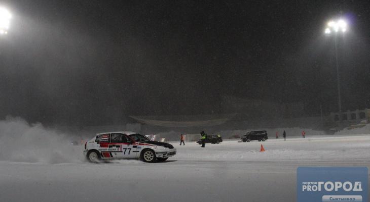 В Сыктывкаре на ледовых гонках «Супершип» гонщики будут мучить движки и нервы зрителей