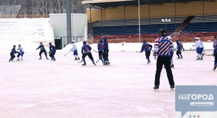 Сыктывкарский «Строитель» примет в гостях чемпионов из Финляндии