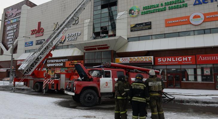«Возможно, прощайте...»: на пожаре в Кемерово без вести пропал целый 5 «А» класс сельской школы