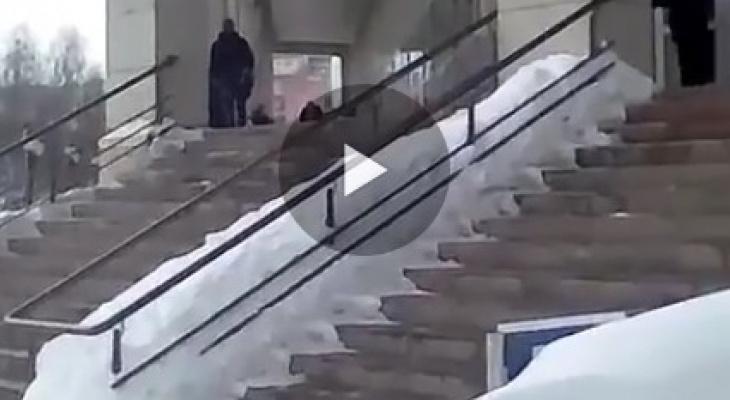 В Сыктывкаре эвакуировали ТЦ «Аврора»