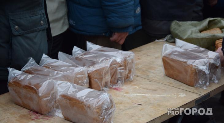 В Коми на прилавки магазинов попало 66 партий испорченного хлеба
