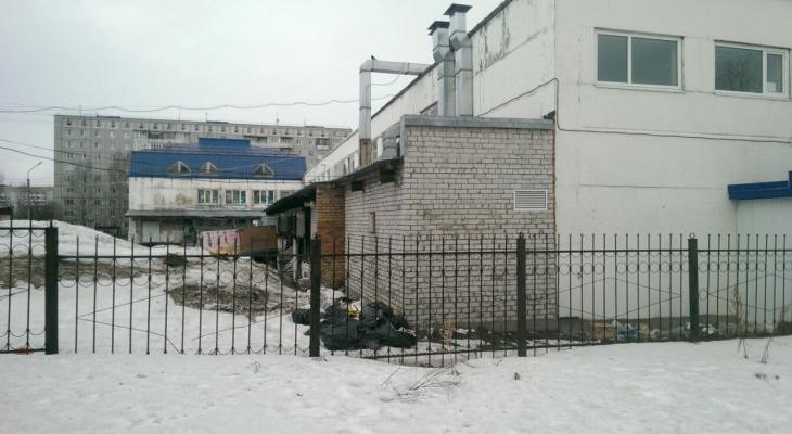 МЧС признало сыктывкарский ТЦ «Народный» опасным для людей