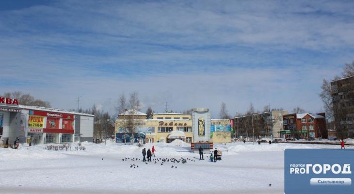 Прогулки по первому микрорайону Эжвы: Слободская площадь, памятники и бюст из Болгарии (фото)