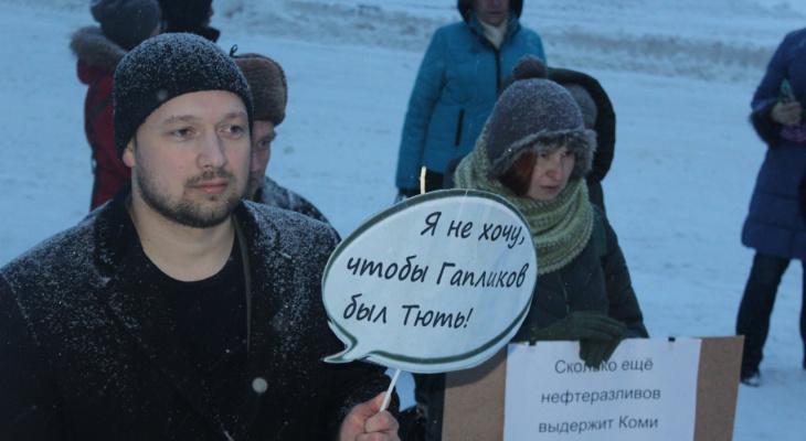 Оппозиционер Егор Русский из Коми, которого обвиняют в коррупции, объявил голодовку