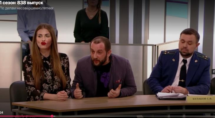 Изуродованная сыктывкарка снялась в известном тв-шоу (видео)