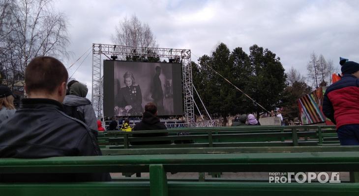 В Сыктывкаре впервые пройдет фестиваль кино под открытым небом