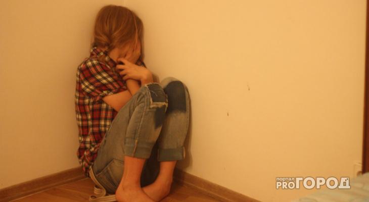 В Сыктывкаре молодой отец избивал свою дочь
