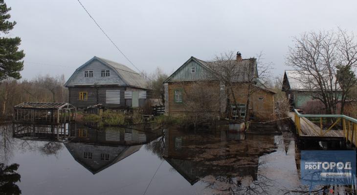 Прогулка по Выльтыдору: паводок, лучшая баня и пять улиц