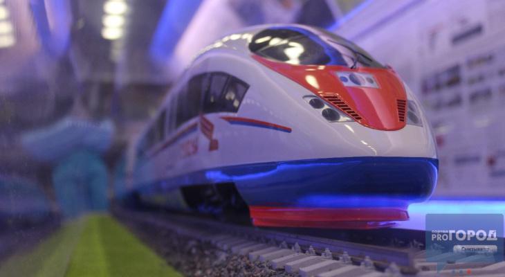 В Сыктывкар приехал поезд с нанотехнологиями (фото)
