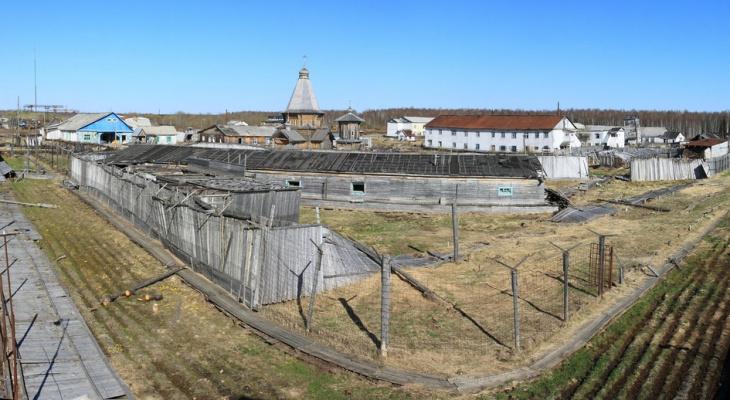 В сети появился фотоотчет о церкви на территории заброшенной колонии в Коми