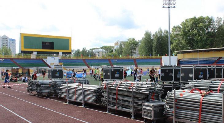 Появилась программа Всероссийского Олимпийского дня в Сыктывкаре