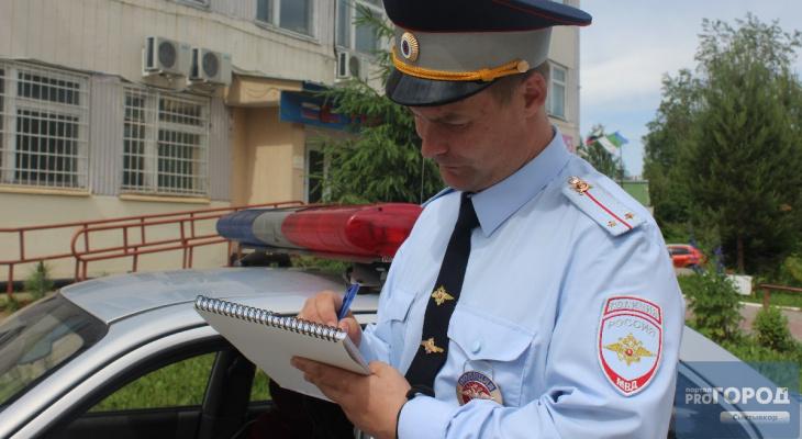 Сыктывкарский инспектор рассказал, как гонялся за безногим скутеристом
