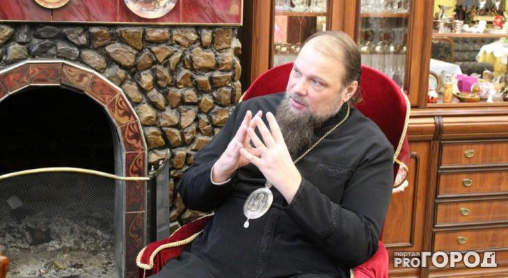 Архиепископ Сыктывкарский и Коми-Зырянский посвятил стих сборной России