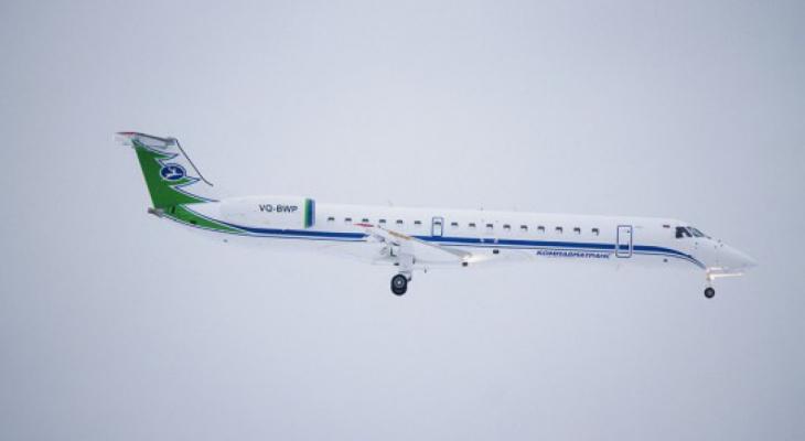В аэропорту Сыктывкара отменили два самолета
