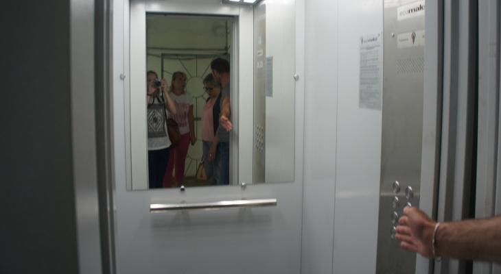 В Сыктывкаре появятся бесшумные лифты с музыкой внутри (фото)