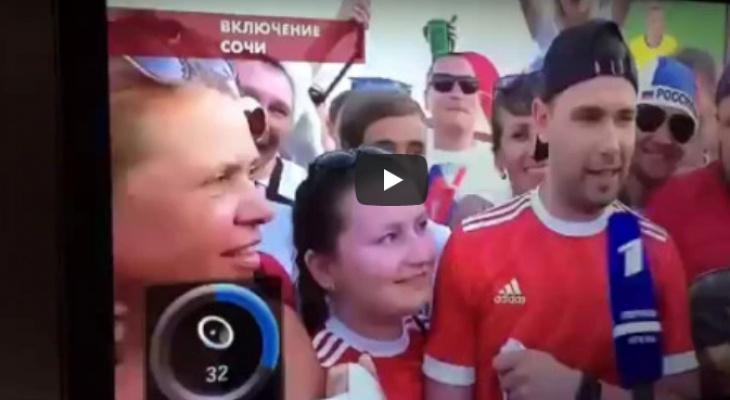 Футбольных фанатов из Коми показали в шоу «Пусть говорят» (видео)