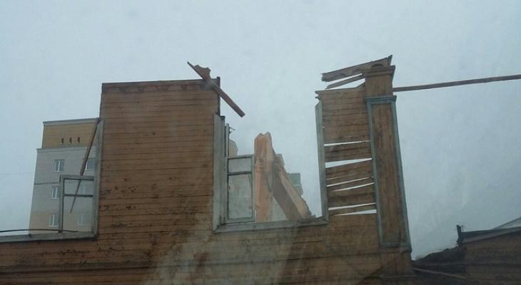 Сыктывкарцы решили, что нужно построить на месте снесенного дома на улице Ленина
