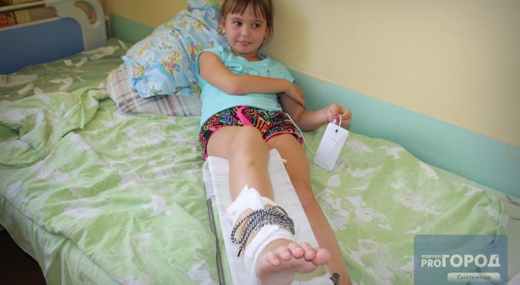 Совершить подвиг просто: принесите игрушку для детей из сыктывкарской травматологии