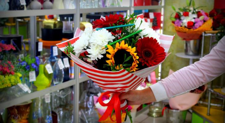 Заказ цветов на дом сыктывкар — img 3