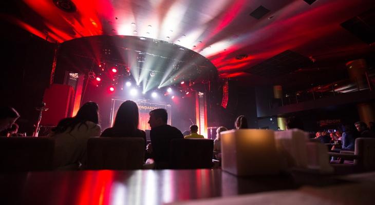 В клубах Сыктывкара случилось 1318 происшествий