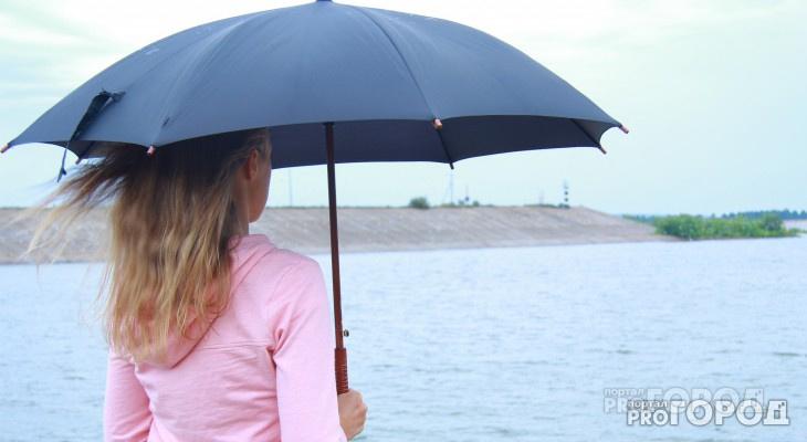 Синоптики рассказали, когда в Коми придет осенняя погода