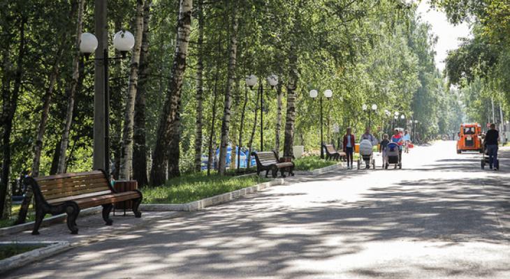 В Сыктывкаре завершилось преображение главной пешеходной улицы