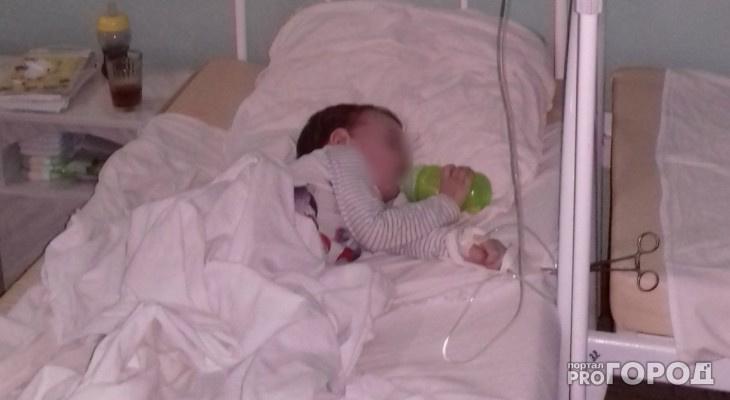 Коми попала в топ-5 рейтинга регионов с самыми больными детьми