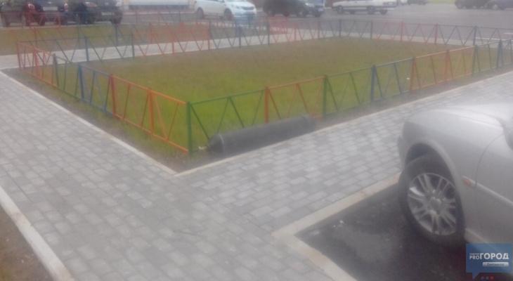 Сыктывкарец: «На детской площадке лежал баллон, который мог взорваться в любое время»