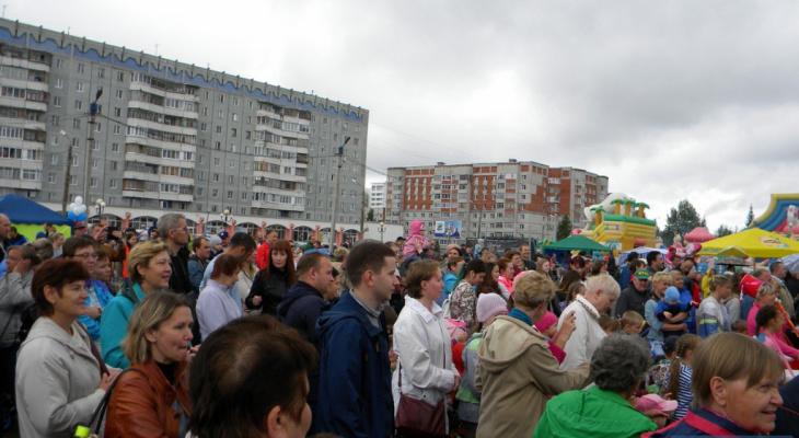 Опубликована полная программа празднования Дня Эжвинского района Сыктывкара