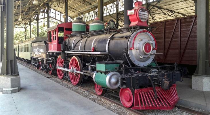 В Коми приедет ретро-поезд на паровозной тяге