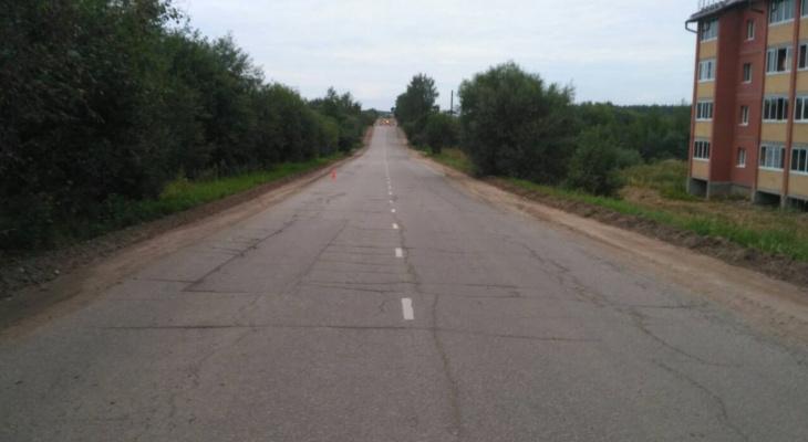 Ночью в Сыктывкаре пожилой водитель сбил пешехода