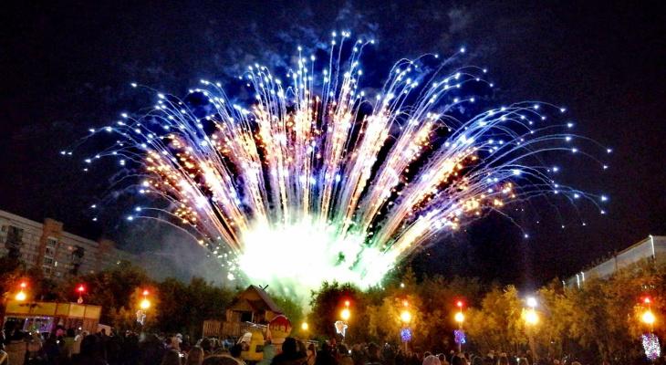 Большой концерт, салют и НЛО: чем запомнился День шахтера-2018 в Воркуте (фото)