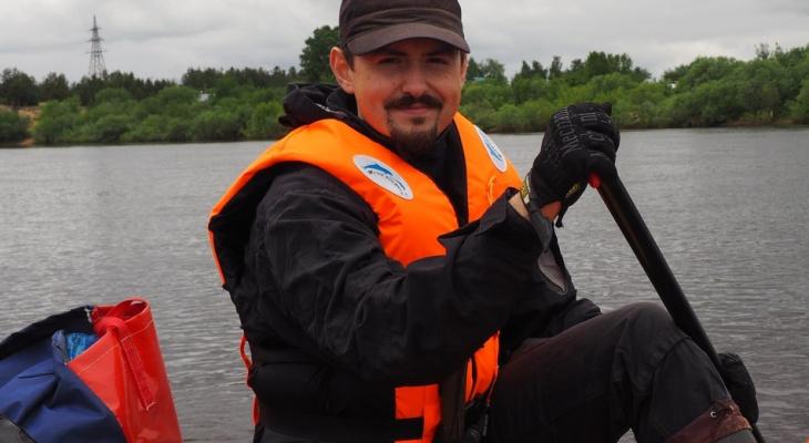 В Сыктывкаре инвалиды на катамаранах поплывут по Сысоле
