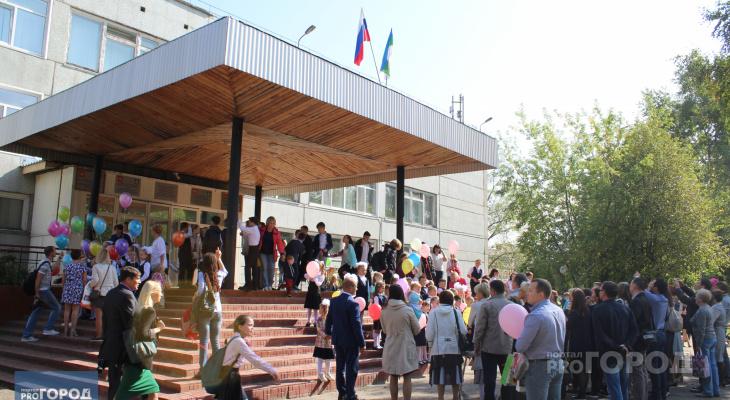 День знаний: сыктывкарские первоклассники рассказали, хотят ли они в школу (фото)