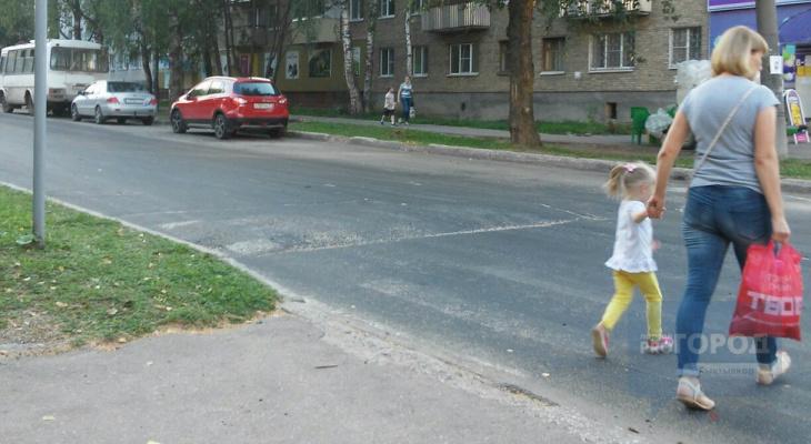 Стало известно, где в Сыктывкаре появятся новые «лежачие полицейские»