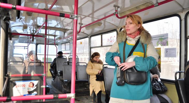 В Сыктывкаре с пенсионеров один день не будут брать плату за проезд в дачных автобусах