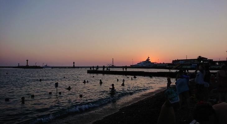 Осень – время наслаждаться черноморскими курортами