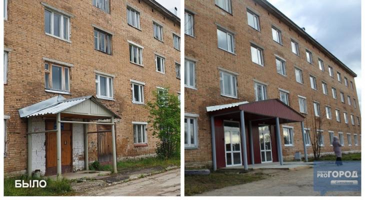 Фоторепортаж: мэр Сыктывкара оценил новое здание маневренного фонда