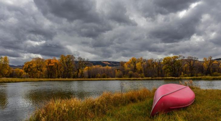 Погода в Сыктывкаре на 15 октября: слабый снег, облачно и холодно