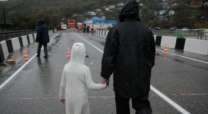 Стало известно, есть ли среди пострадавших от паводка в Сочи жители Коми