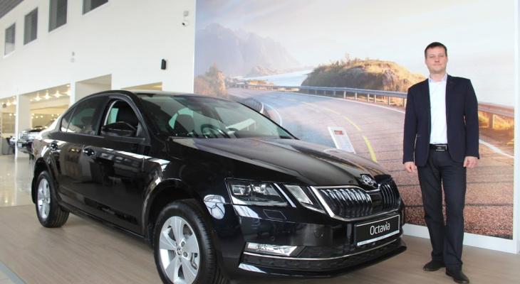 Kodiaq, Octavia и Rapid порадовали автолюбителей Коми теплыми опциями