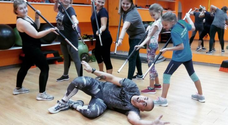 Не только фитнес: тренеры сыктывкарского спортклуба рассказали, как похудеть