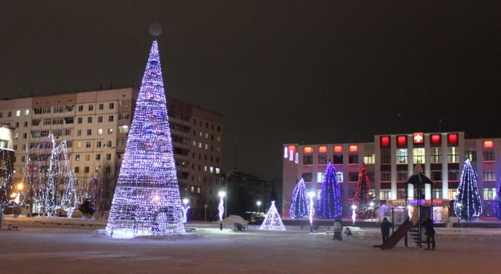 На Новый год в одном из городов Коми появится антивандальный Дед Мороз