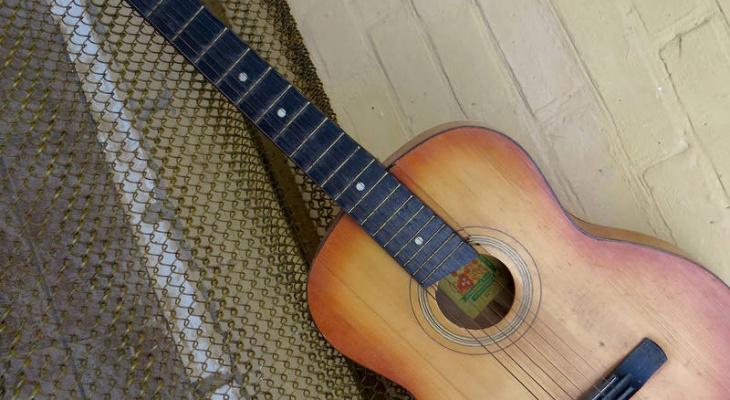 Житель Коми сыграл матери на гитаре, а потом разбил инструмент ей об голову