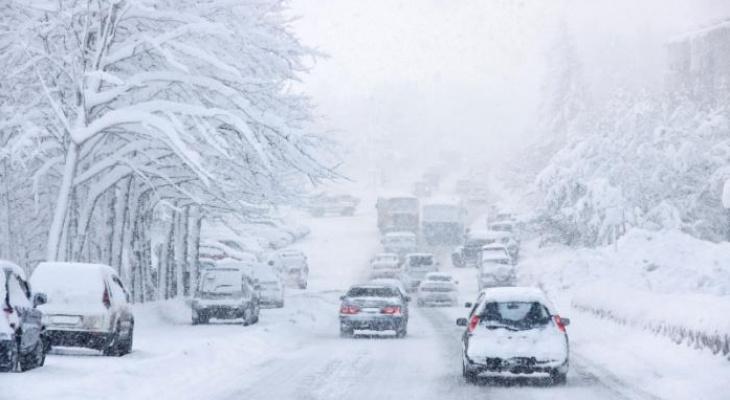 Погода в Сыктывкаре на 7 декабря: тепло и снежно
