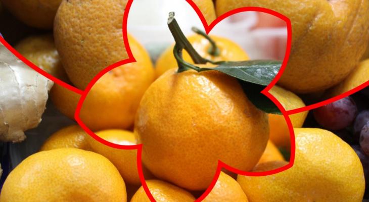 Как выбрать мандарины в Сыктывкаре и не огорчиться: советы продавца