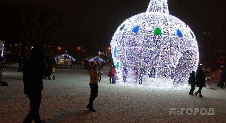Сыктывкарцы рассказали, где встретят Новый год: в баре, на улице или на работе