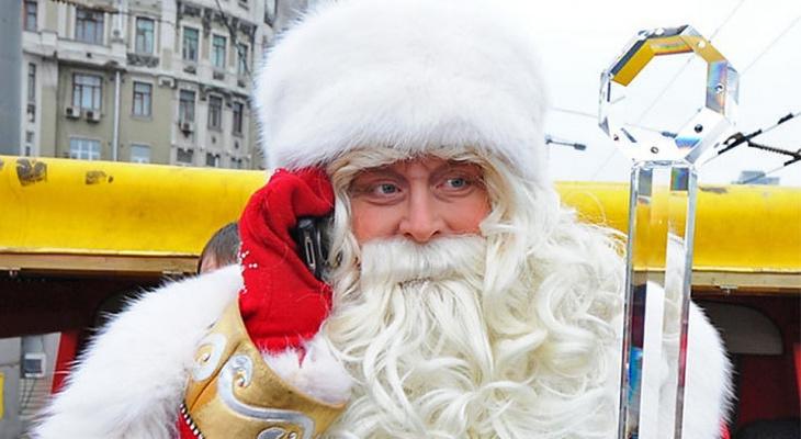 В Сыктывкаре пройдет прямая линия с Дедом Морозом