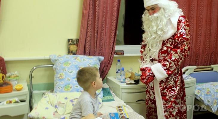 Новый год в сыктывкарской травматологии: «Мама, перезвони, у меня Дед Мороз!»