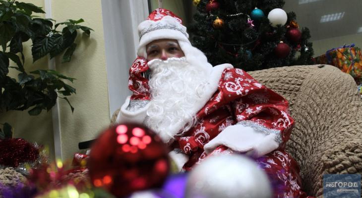 Стихи, песни и новогодние пожелания: «Pro Город» провел прямую линию с Дедом Морозом для сыктывкарцев
